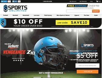Thumbshot of Sportsunlimitedinc.com