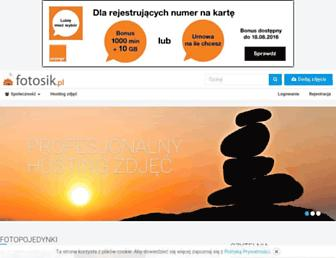 Thumbshot of Fotosik.pl