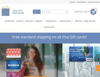 Thumbshot of Giftcardmall.com