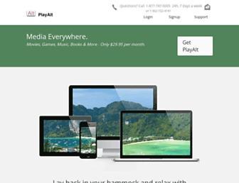 Thumbshot of Playalt.com