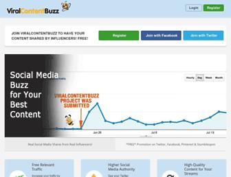 Thumbshot of Viralcontentbuzz.com