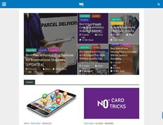 tech-vise.com screenshot