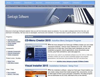 Thumbshot of Samlogic.net