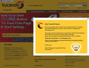 Thumbshot of Tucando.com