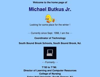 Thumbshot of Butkus.org
