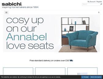 Thumbshot of Sabichi.co.uk