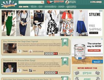 alkislarlayasiyorum.com screenshot