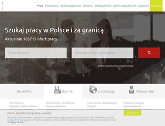 Thumbshot of Gowork.pl