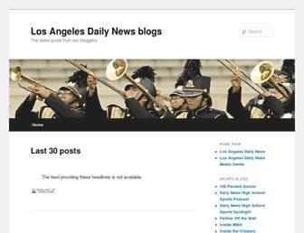 blogs.dailynews.com screenshot