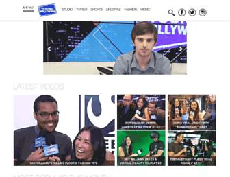 Thumbshot of Younghollywood.com