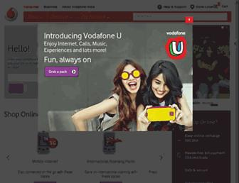Thumbshot of Vodafone.in