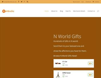 nimbuckz.net screenshot