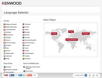 Thumbshot of Kenwoodworld.com