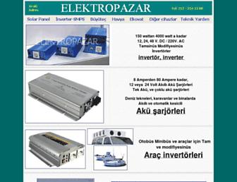 elektropazar.com screenshot