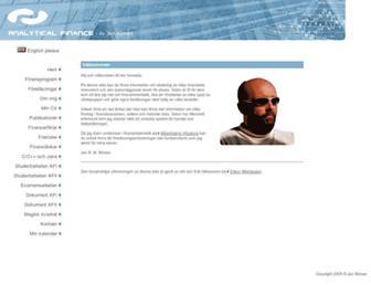 janroman.dhis.org screenshot