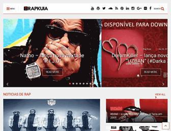 rapkuia.net screenshot