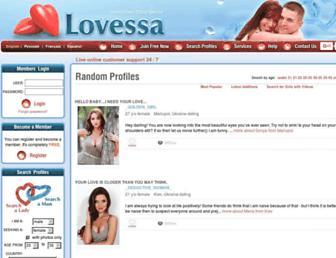 Thumbshot of Lovessa.com