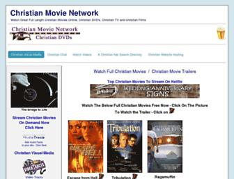 christian-movie.net screenshot