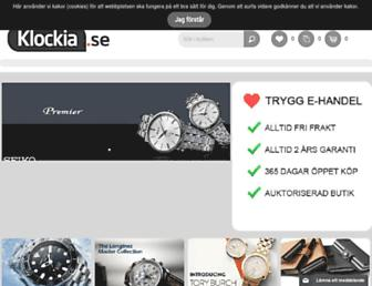 Thumbshot of Klockia.se