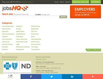 Thumbshot of Jobshq.com