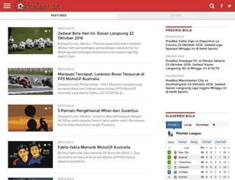 bolasport.com screenshot