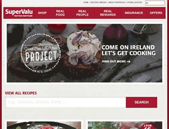 Thumbshot of Supervalu.ie