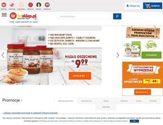 bdsklep.pl screenshot