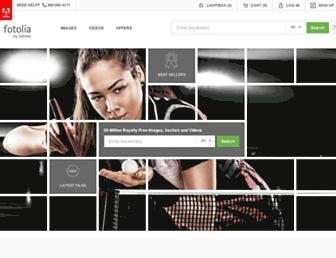 Thumbshot of Fotolia.com