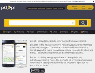 pkt.pl screenshot