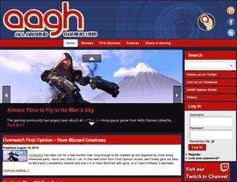 e-aagh.net screenshot