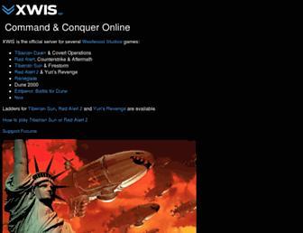 xwis.net screenshot