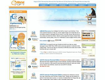octanesoft.com screenshot