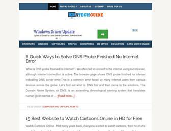atechguide.com screenshot