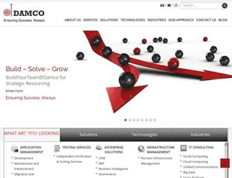 Thumbshot of Damcogroup.com