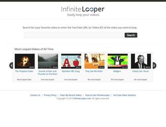 Thumbshot of Infinitelooper.com