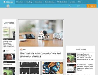 cheezburger.com screenshot