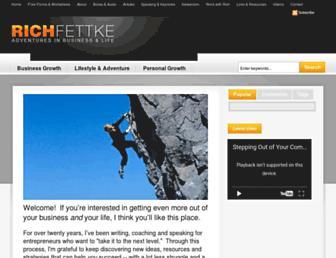fettke.com screenshot