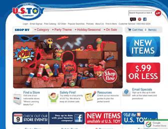 Thumbshot of Ustoy.com