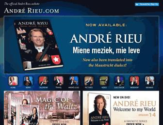 Thumbshot of Andrerieu.com