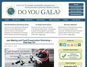 Thumbshot of Galacommunity.org