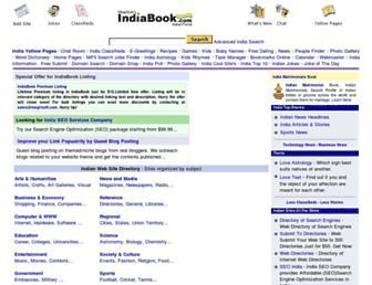 Thumbshot of Indiabook.com