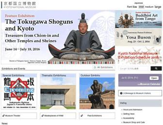 Thumbshot of Kyohaku.go.jp