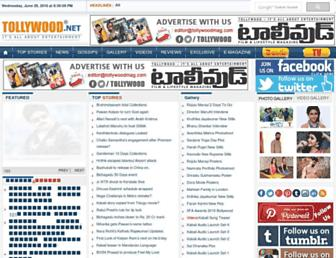 Thumbshot of Tollywood.net