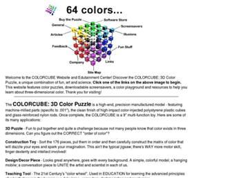 colorcube.com screenshot