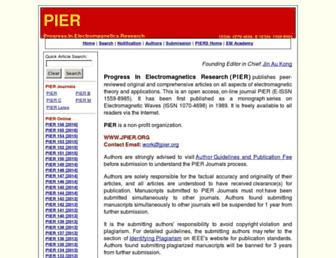jpier.org screenshot