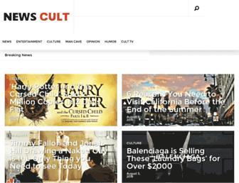 newscult.com screenshot