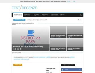 Thumbshot of Test-recenze.cz