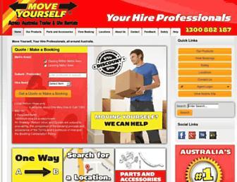moveyourself.com.au screenshot