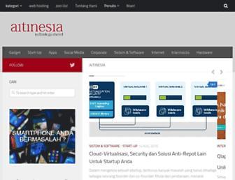 aitinesia.com screenshot