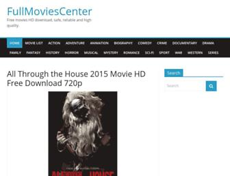 fullmoviescenter.com screenshot
